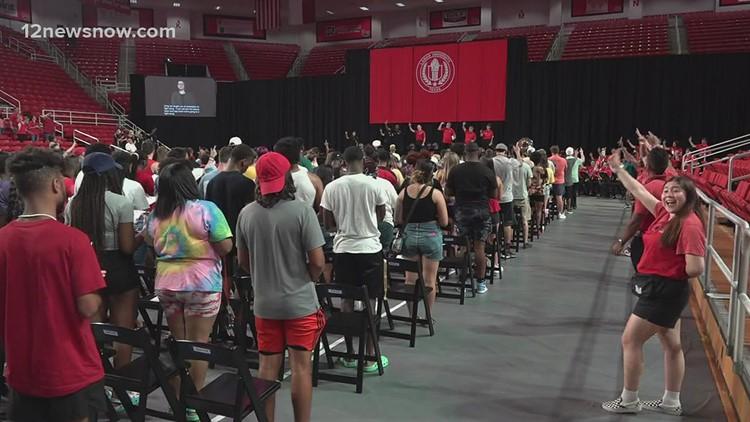 Lamar University not requiring masks, vaccination for fall 2021 semester