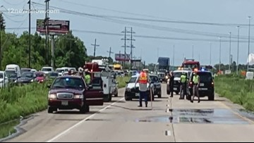 DPS confirms person struck by pickup on U.S. 69 at Jefferson County Jail