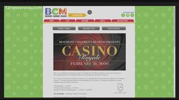 Casino night will raise funds for Beaumont Children's Museum