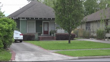 Beaumont man claims he's been 'singled out' by city for home improvement project in Oaks Historic District