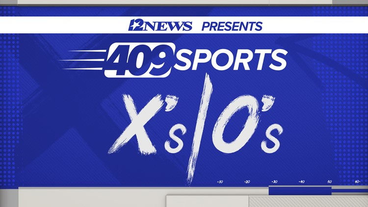 Watch or listen LIVE to the weekly X's & O's Podcast Wednesdays at 7:30 p.m.