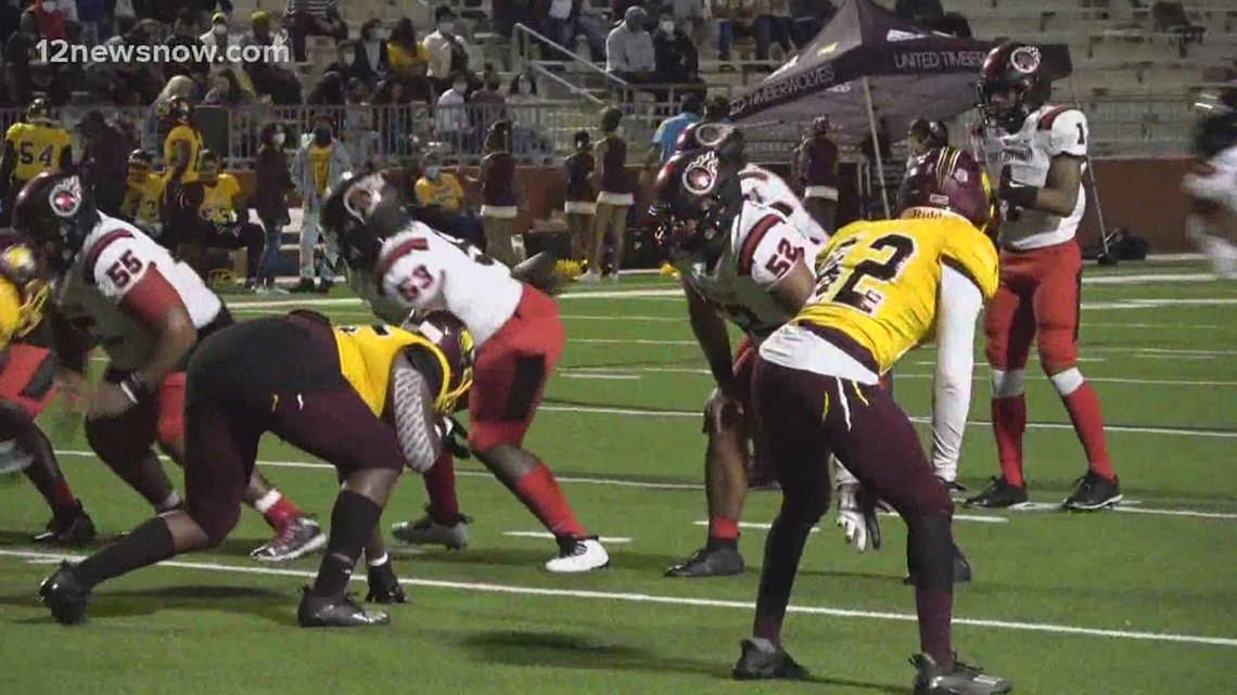 Port Arthur Memorial and Beaumont United favored in 9-5A-DI by Dave Campbell's Texas Football