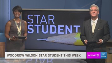 9th grader in Port Arthur impresses teachers with ambition in the classroom
