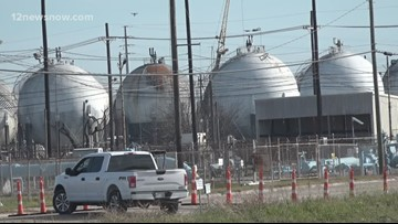 Saturday morning update on aftermath of TPC plant explosion