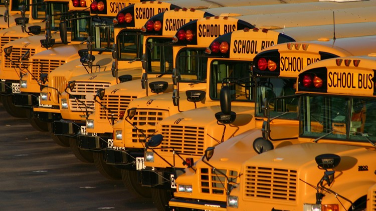 Beaumont ISD bus routes to resume Tuesday after transportation employee tests positive for COVID-19