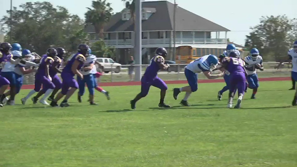 409Sports Two-A-Days 2021: Sabine Pass Sharks
