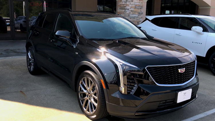 12News Test Drive takes the 2019 Cadillac XT4 Sport out for a spin