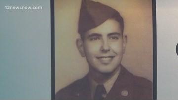Korean War veteran's remains return home after going missing in 1950