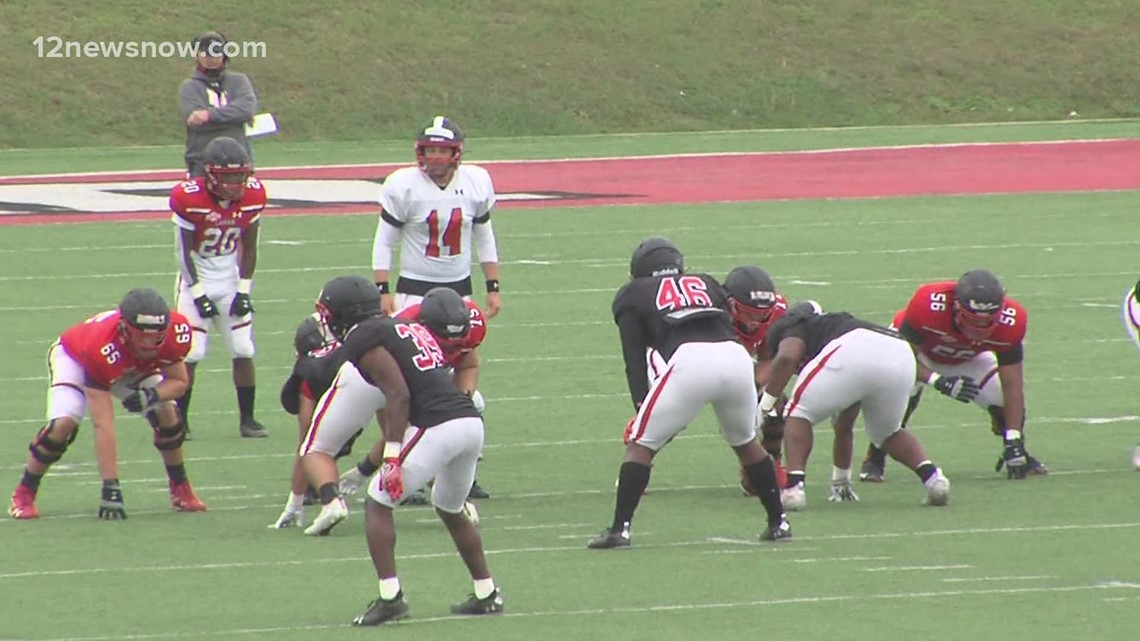 Young Lamar team prepares for nationally ranked Nicholls