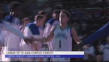 Lamar falls to A&M Corpus-Christi