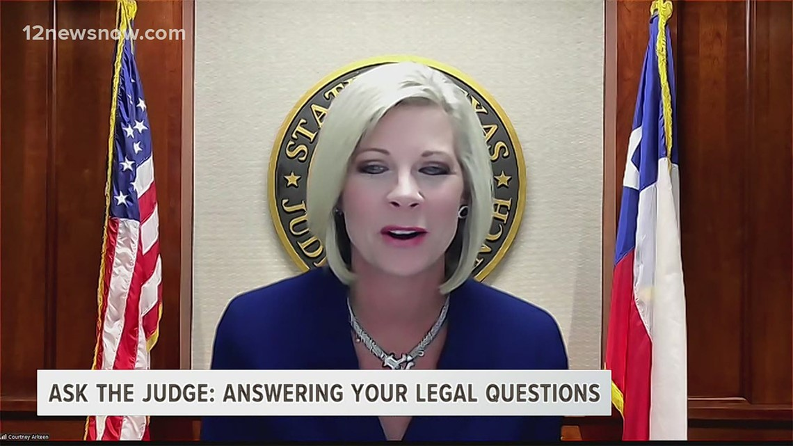 Ask the judge: Judge Courtney Arkeen answers legal questions