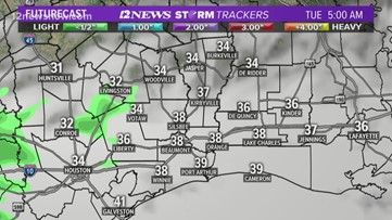 Southeast Texas bracing for bitter cold