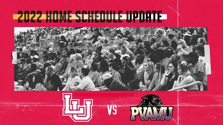 Lamar football schedules home contest with Prairie View A&M in 2022