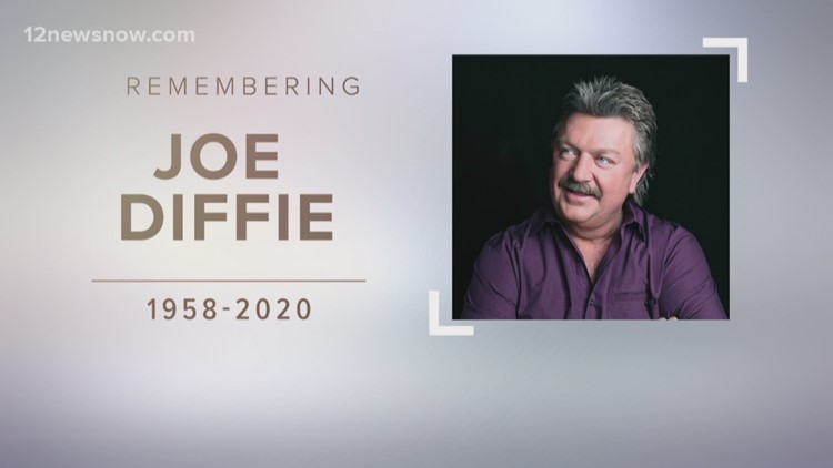 Joe Diffie dies due to coronavirus complications