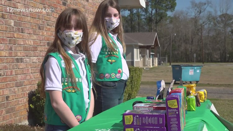 BE PREPARED: Girl Scouts turn to the internet to sell cookies