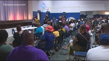 Community members voice concerns about controversial photo involving Galveston Police