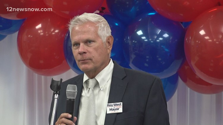 Roy West concedes to Robin Mouton in runoff for Beaumont mayor