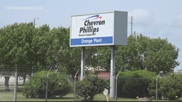 Orange County approves Chevron Phillips' request to survey property for proposed pipeline