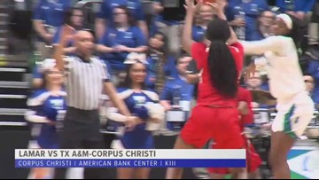 Lady Cards fall on the road to A&M Corpus-Christi