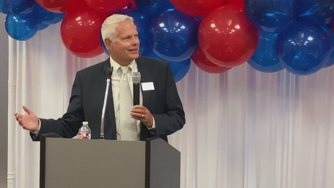 Roy West concedes Beaumont mayoral race to Robin Mouton
