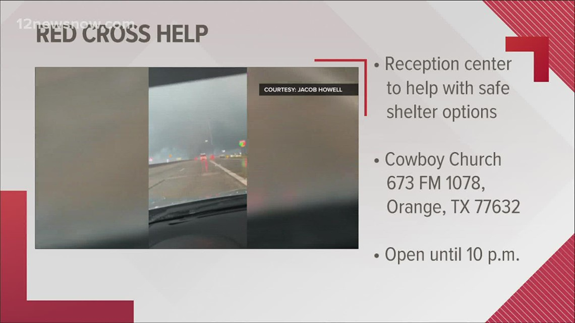 Red Cross helping Orange County residents affected by tornado, severe weather