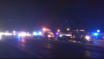 Fatal motorcycle wreck shuts down southbound U.S. Highway 69 south of Lumberton for several hours