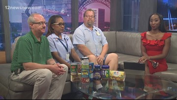 Postal carriers, Southeast Texas Food Bank teaming up for annual 'Stamp Out Hunger' food drive