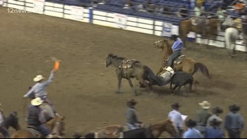South Texas State Fair hosts Special Kid's Day Rodeo