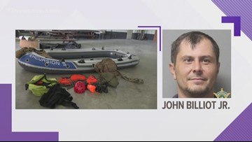 Cajun Navy leader accused of stealing donations