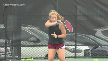 Lamar tennis holds annual summer camp