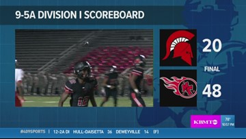 WEEK 8: 409Sports takes another look at Port Arthur Memorial's 48 - 20 win over Porter in the week 8 Game of the Week