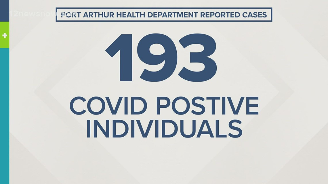 Port Arthur leaders hold town hall to encourage community to get the COVID-19 vaccine