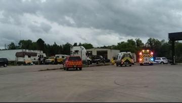 Deputies investigate shooting at Rose City mechanic shop, one injured