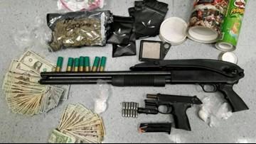 Man arrested, cocaine, marijuana seized at house in Port Arthur