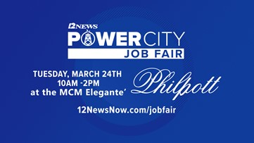 12News' 2020 Power City Job Fair cancels March event out of abundance of caution