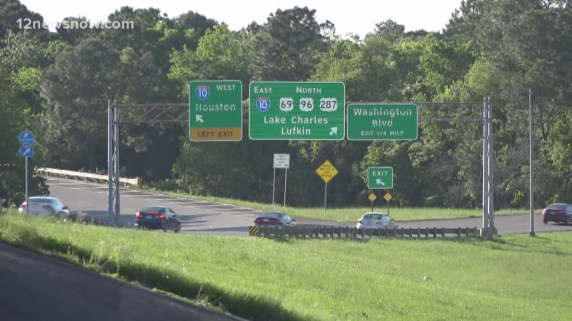 Wednesday deadline for official comment on I-10, US 69 TxDOT project