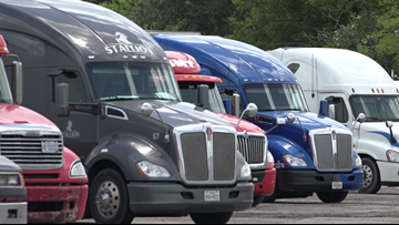 LIT receives $1.1M, to triple size of truck driving academy as nation faces shortage of drivers