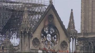 Notre Dame to be rebuilt after devastating fire
