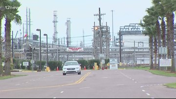 One injured in equipment fire at Motiva refinery in Port Arthur