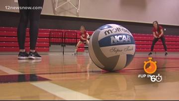 Up in 60: Lamar University volleyball team starts 2019 season