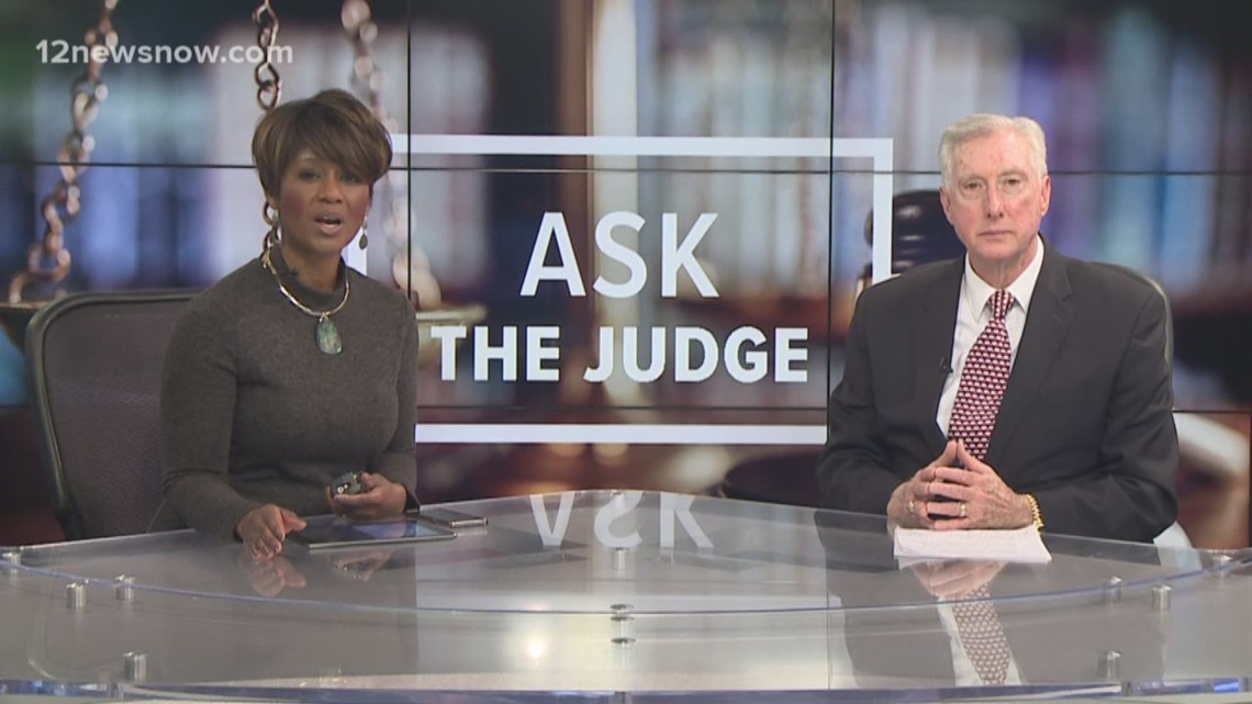 Ask the Judge: Tax preparation mistakes, felony accusations