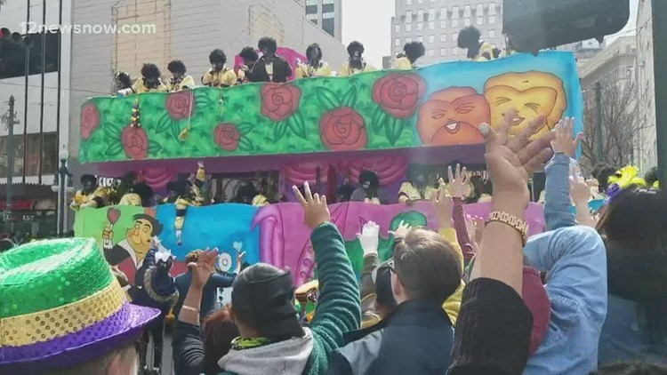 New Orleans to cancel 2021 Mardi Gras parade due to COVID-19