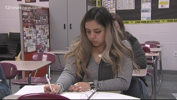 Silsbee High senior impresses teachers, excels in variety of activities
