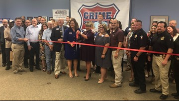 Southeast Texas Crime Stoppers celebrates new headquarters with open house Thursday