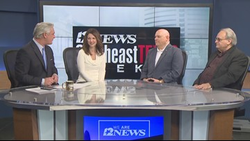 SE Texans discuss the border wall, Trump's power to call a 'national emergency,' immigration issues and more