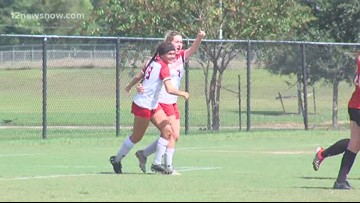 Lady Cards win three straight; defeat Sam Houston State, 5-0