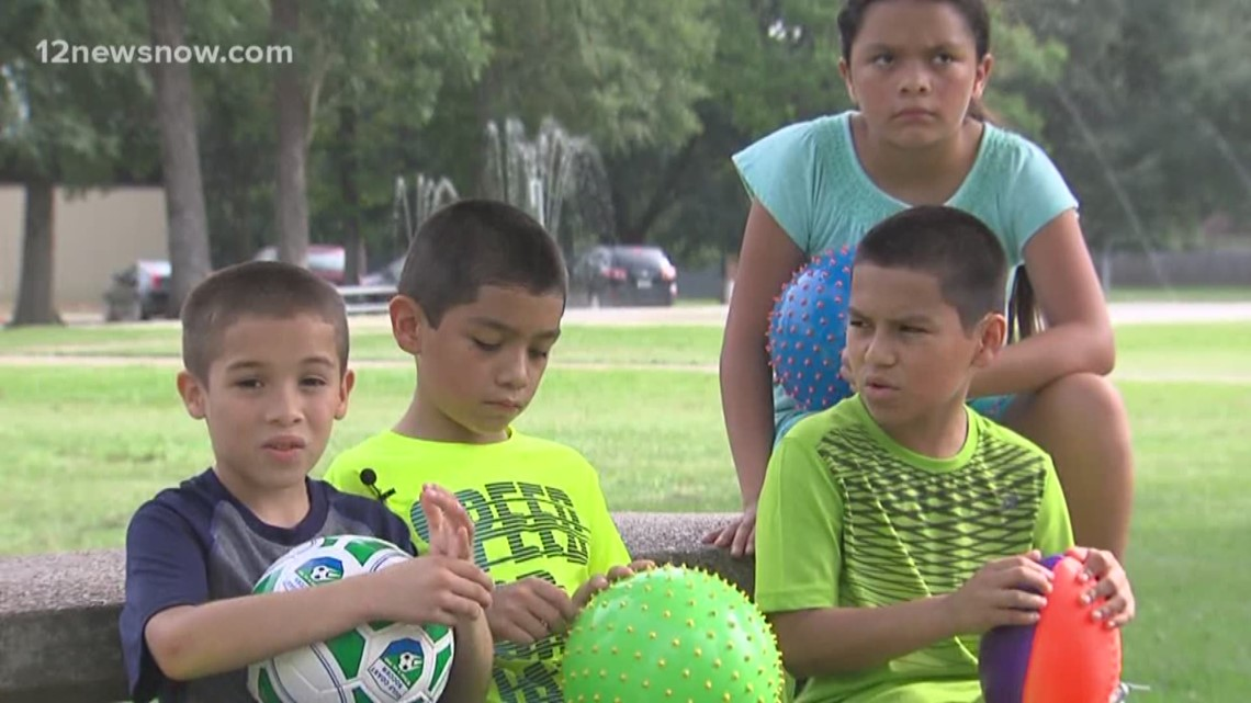 Four young siblings hoping for forever home where they can stay together