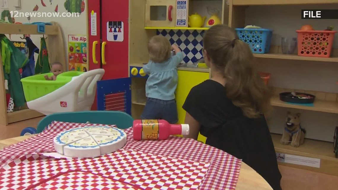Service industry workers to recieve finacial relief from state for child care