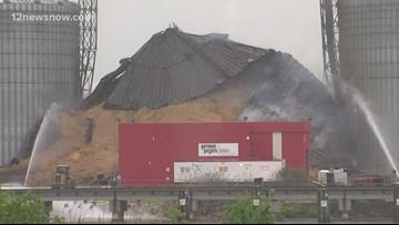 Port Arthur's German Pellets to pay $12K in fines following months-long fire