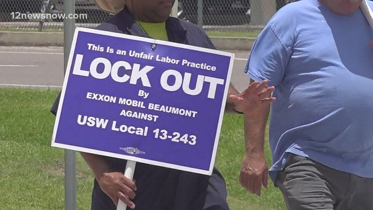 Texas Rep. urges United Steelworkers, ExxonMobil to continue negotiating as lockout continues